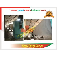 Jual MESIN DRYER ROTARY