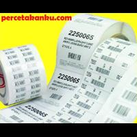 Jual Sticker Barcode