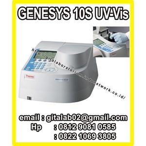 genesys 10s vis spectrophotometer manual