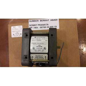 WOODWARD EPG ACTUATOR 8256021
