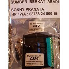 Woodward DSS 2 Digital Speed Switch (P/N: 8800-1001)