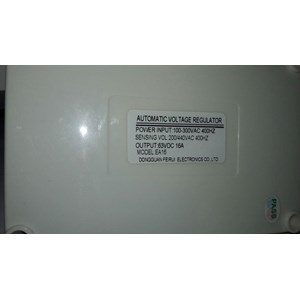 AVR EA16 400HZ - BERGARANSI