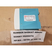 Power Supply Mean Well MDR-20-12