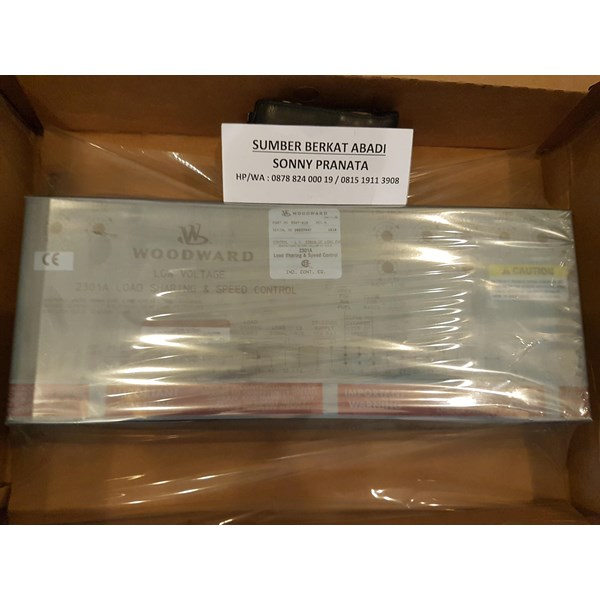 WOODWARD 2301A Load Sharing and Speed Controls 9907-018 GENUINE
