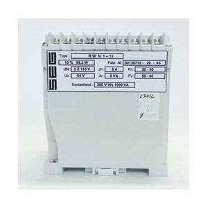 Protection Relay SEG RW N 1-12-110V