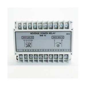 Protection Relay SEG RW N 1-12-380V