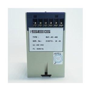 Voltage Relay SEG BU1-AC-400V