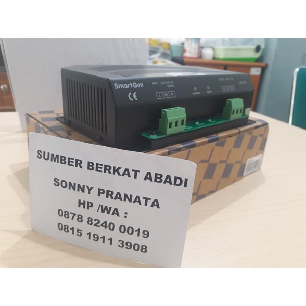 Battery Charger Smartgen BAC2410 (24V 10A) BERGARANSI