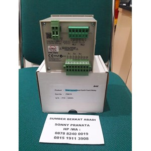 From OVER CURRENT AND EARTH FAULT RELAY BROYCE CONTROL P9670 3