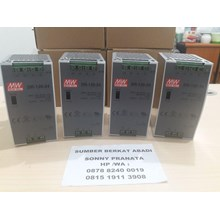 DIN Rail Power Supplies MEAN WELL DR-120-24 (120W 24V 5A)