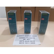 DIN Rail Power Supplies   MEAN WELL  EDR-120-24 (150W 24V 5A)