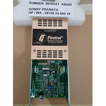FIRETROL BATTERY CHARGER 200AH TYPE 3AB 20A 250V