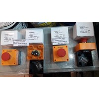 Switch Stop Emergency NC Single Murah 5