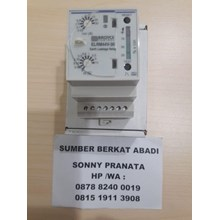 ELRM44V-30 EARTH LEAKAGE RELAY BROYCE CONTROL