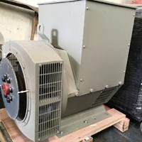 Sandport Generator 140 KVA Single Bearing 1