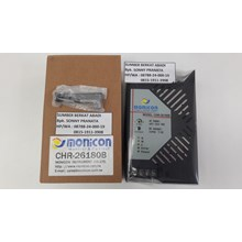 BATERAI CHARGER MONICON CHR-26180B (24VDC 7.5A) BERGARANSI