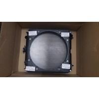 Distributor Yanmar 3TNV84T Radiator Assy 129508-44501 3