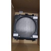 Yanmar 3TNV84T Radiator Assy 129508-44501 Murah 5
