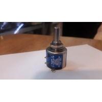 Jual Potensiometer Precision SPECTROL 100 Ohm (10x Putaran)