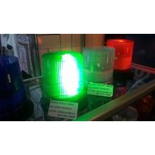 LAMPU ROTARY XENON WARNING LIGHT WL27 (Warna Merah Kuning Hijau)