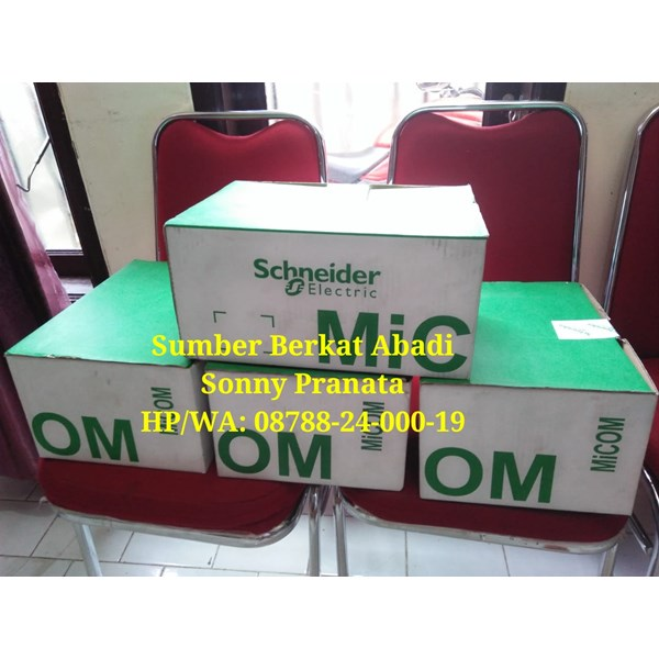 Schneider MiCom P122 - 3 Phase Over current and Earth Fault Protection Relays