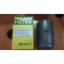 Fuel Filter Mann Filter WK 943/1