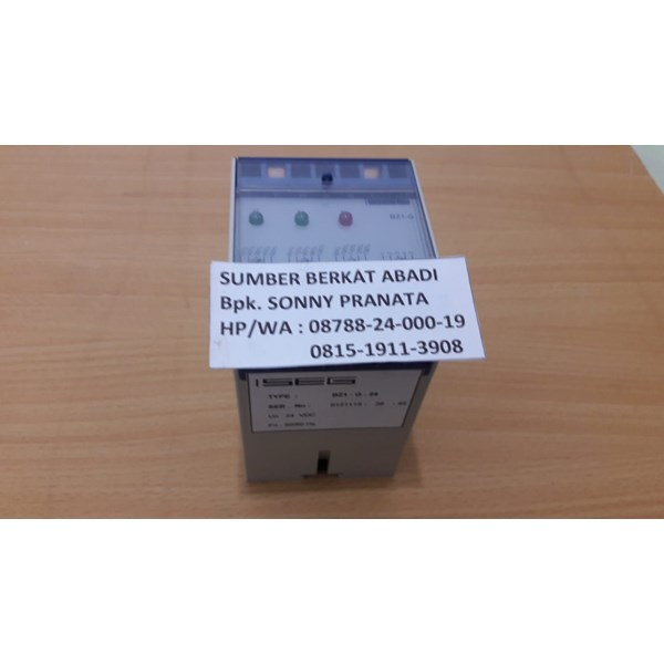 Speed Relay SEG BZ1-G-24 VDC