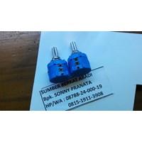 Jual Potensiometer Mexico Bourns 1KOhm P/N 3590S-2-102L Genuine 2