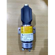 Woodward Solenoid GENUINE SA-3933 Model 1751-24VDC