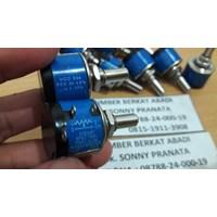 Jual Precision Potentiometer VISHAY SPECTROL 5k ohm ASLI - PN 53411502