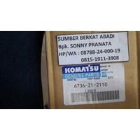 Komatsu 6736-21-2110 Silinder Liner