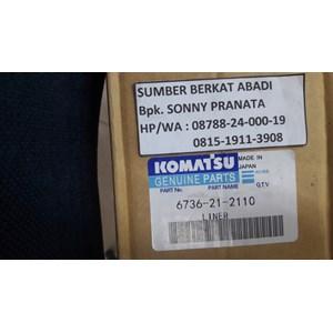 From Komatsu 6736-21-2110 Cylinder Liner 0