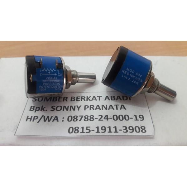 Precision Potentiometer VISHAY SPECTROL 10K ohm PN 533-1-1-103 ASLI