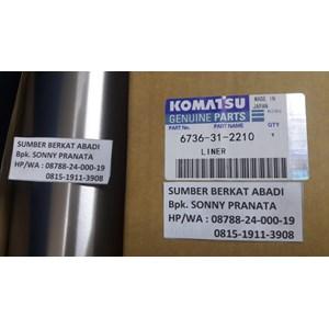 From KOMATSU 6736-31-2210 Cylinder Liner 0