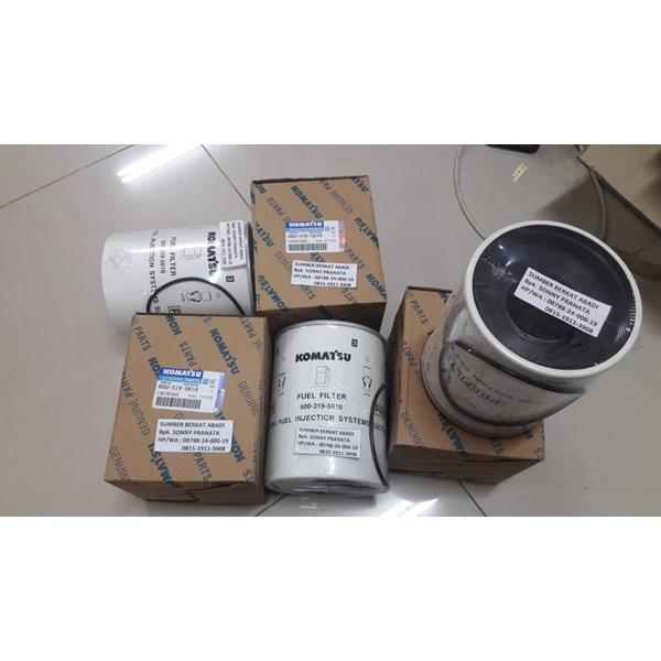 KOMATSU 600-319-5610 FUEL FILTER