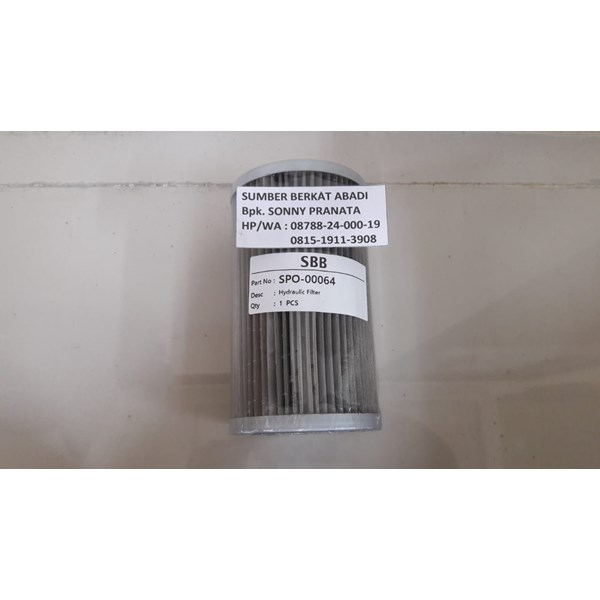 SBB Filter SPO 00064 Hydraulic Filter - GENUINE
