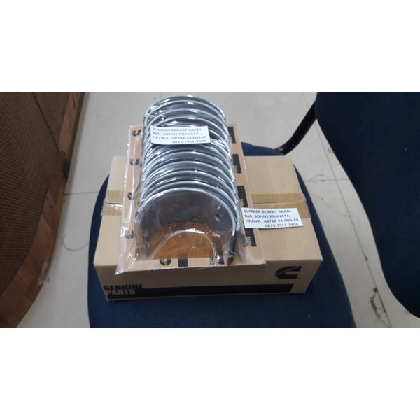 CUMMINS 205840 Bearing Con Rod KTA 19 (isi 12 pieces)