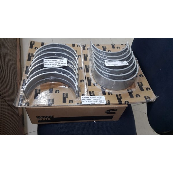 CUMMINS AR12270 Main Bearing Set KTA19 (isi 14 Pieces)