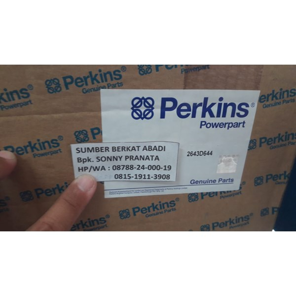 PERKINS 2643D644 FUEL INJECTION PUMP