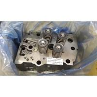 Diesel Cummins Engine Cylinder Head 3640321