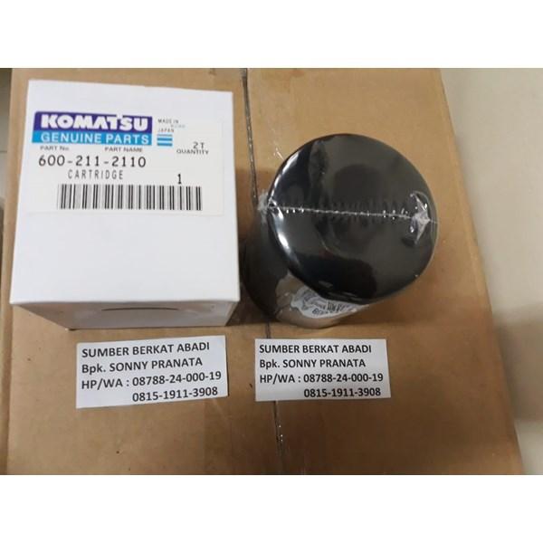 KOMATSU 600-211-2110 OIL FILTER