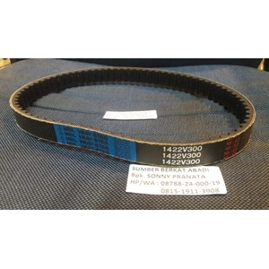 Dari V Belt Fan Belt 1422V300 Speed Belt 0