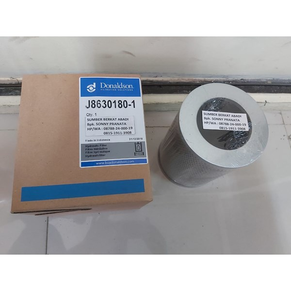 DONALDSON J8630180-1 HYDRAULIC FILTER