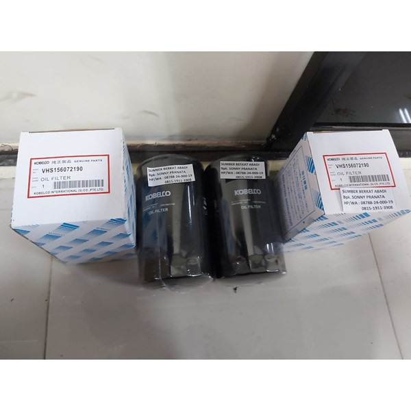 KOBELCO VHS156072190 OIL FILTER