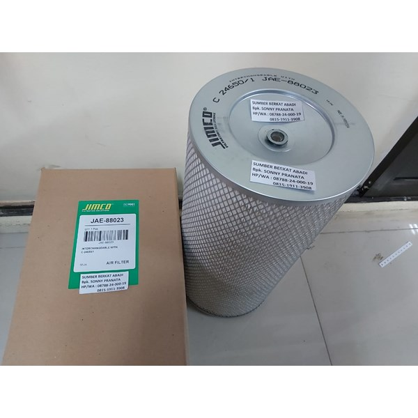 JIMCO JAE-88023 JAE 88023 AIR FILTER Interchangeable with C-24650-1