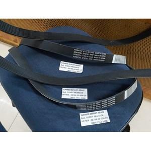Dari KOMATSU V BELT 6732-81-3440 FAN BELT 6732 81 3440 - GENUINE 1