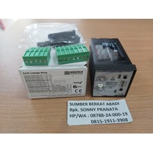 BROYCE CONTROL ELRP48V-30 230VAC Earth Leakage Rel