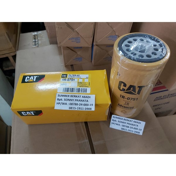 CATERPILLAR CAT 1R-0751 1R 0751 FUEL FILTER 1R0751