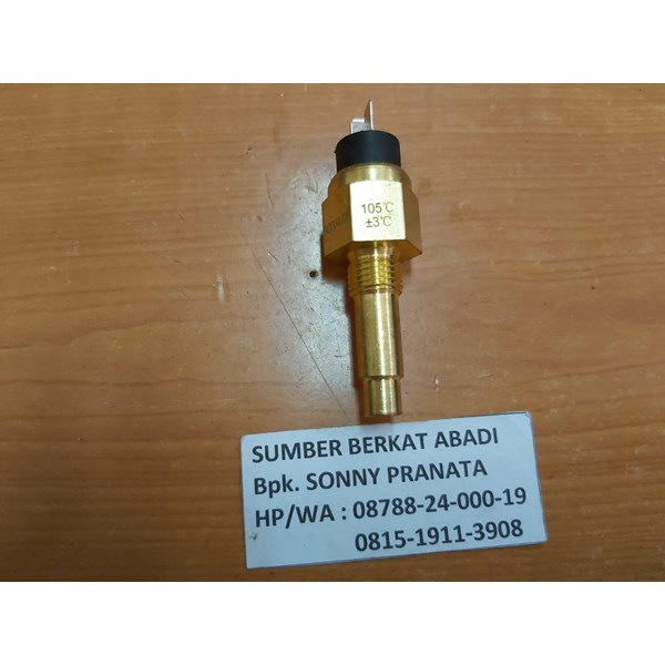 VDO SENDER SENSOR TEMPERATURE AND WATER - MADE IN GERMANY