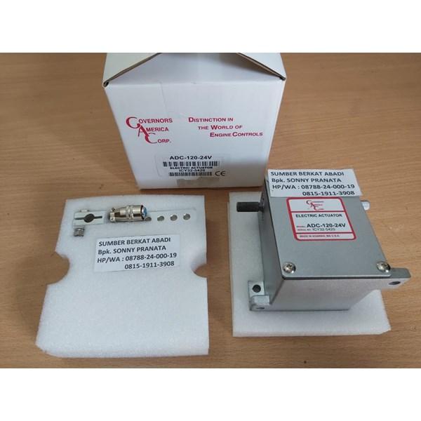 GAC ADC-120-24VDC Electric Actuator ADC12024V - BERGARANSI 3 BULAN